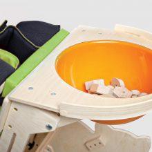 KTI_425 Столик с емкостью для игрушек