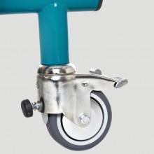 PML_009 Колеса с фрикционным тормозом (75 mm)