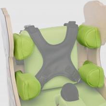 ZBI_109 Независимо регулируемые боковые подушки