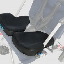 OMO_309 Подушка сидения <b>BodyMap®</b> A- (С вырезом на ремни)