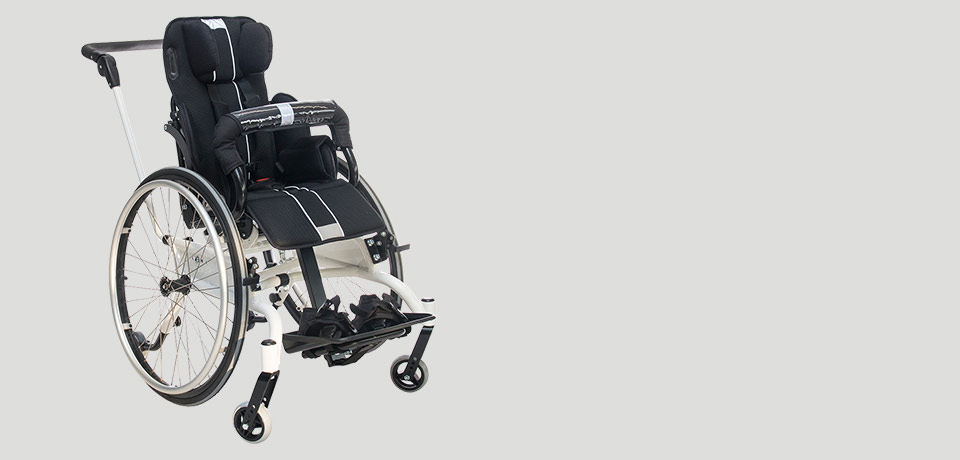 Инвалидная коляска УРСУС АКТИВ™
