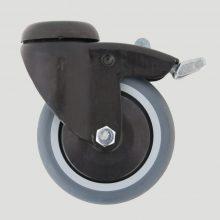 AVL_008/019 Стальное колесо с тормозом