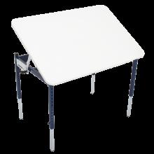 Столик Джой 4 — Наклонная столешница без выреза